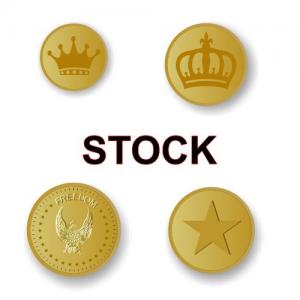 Jetons en métal En stock pour une livraison immédiate