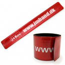 Slap bracelets avec votre texte et votre logo
