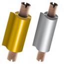 Feuilles d'or et d'argent pour imprimante à transfert thermique JMB4