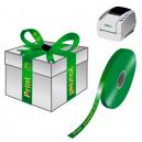 Imprimez vous-même des rubans cadeaux sur une imprimante thermique JMB4