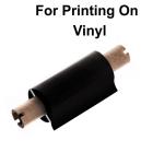 Feuilles pour l'impression par transfert thermique sur vinyle