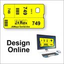 Vestiaire billets - conception en ligne