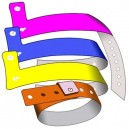 Bracelets en plastique 19mm L sans impression