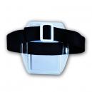 Poche pour les bras en PVC transparent